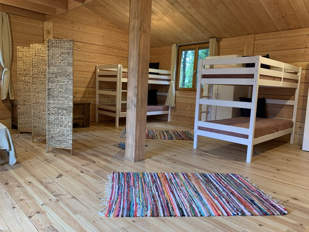 cabanes,hébergements,insolites,nature,creuse