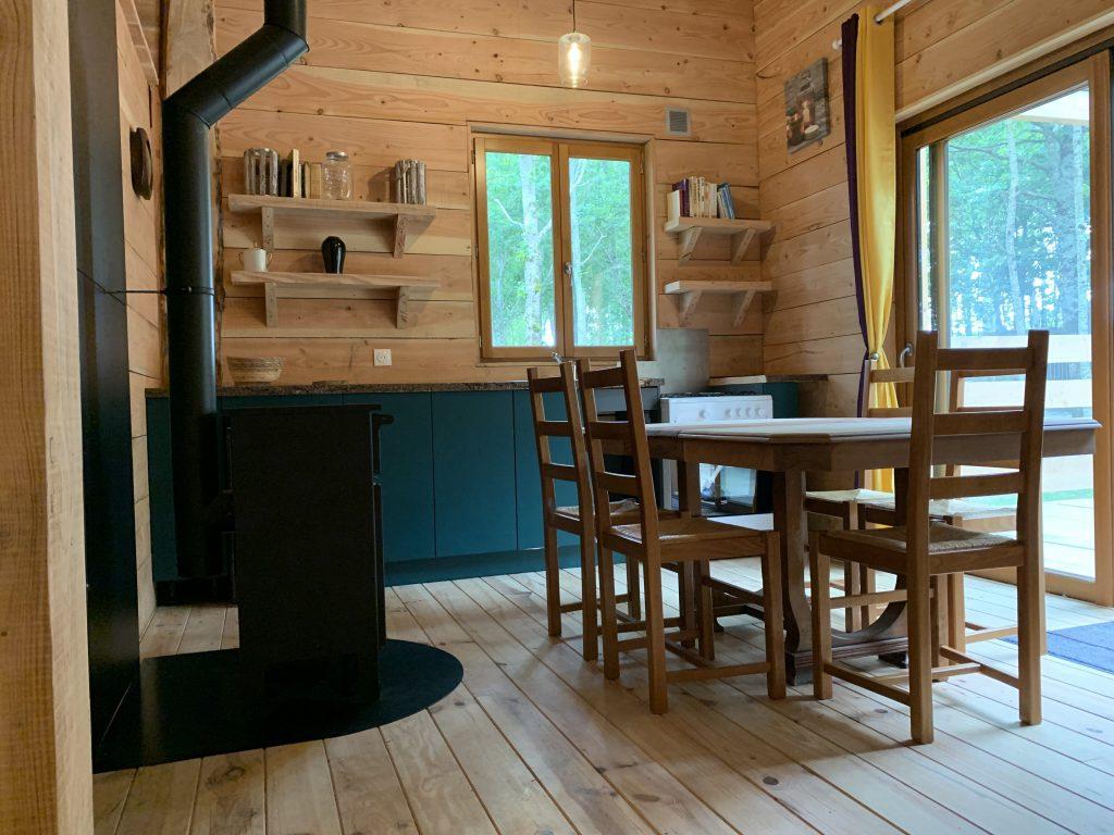 cabane,cuisine,écologie